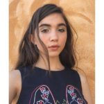 Rowan Blanchard Body Measurements Weight Height Bra Figure Size Age & More