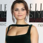 Samantha Barks Body Measurements Weight Height Bra Size Age & More