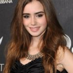 Lily Collins Body Measurements Weight Height Bra Size Age & More