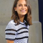 Alicia Vikander Body Measurements Weight Height Bra Size Age & More